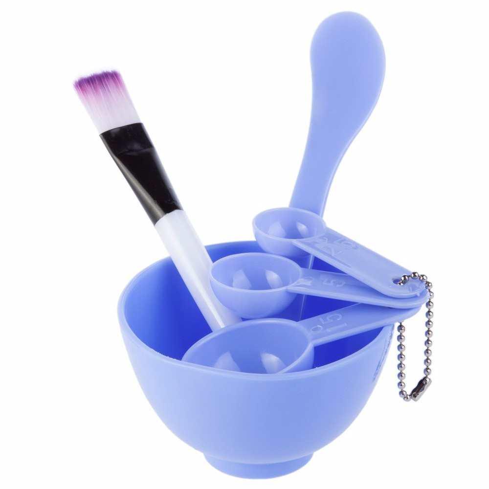 Bộ dụng cụ trộn mặt nạ đắp mặt Beauty Mask 4 in 1