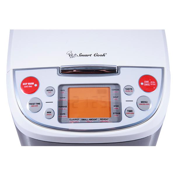 Nồi cơm điện tử Elmich Smartcook RCS-0025