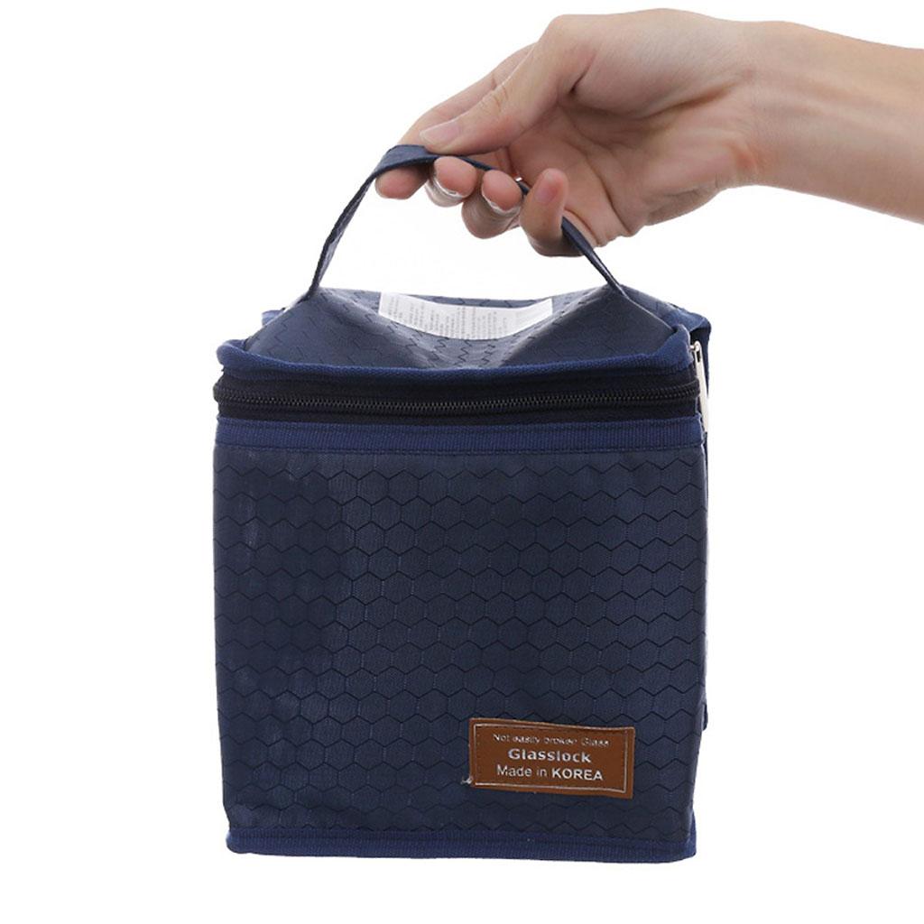 Túi giữ nhiệt đựng cơm trưa Glasslock Hàn Quốc