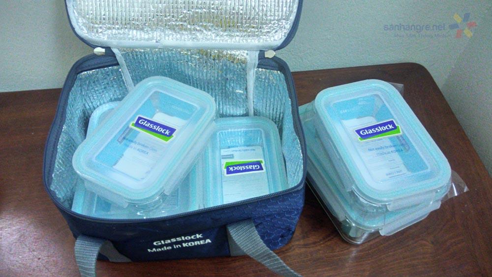 Túi giữ nhiệt glasslock