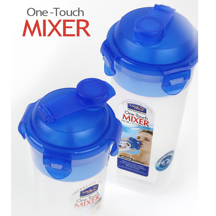 Bình nước Lock&Lock Mixer One touch 470ml HPL931N
