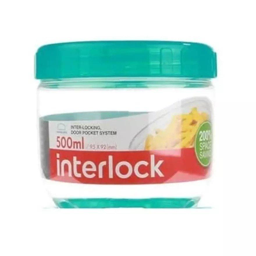 Hộp Đựng Thực Phẩm Interlock Hàn Quốc 500ml INL301