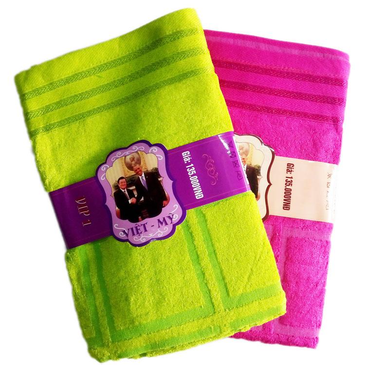 khăn tắm Việt Mỹ sơ tre