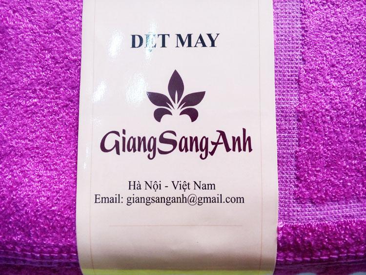 khăn tắm sơ tre Việt Mỹ cao cấp