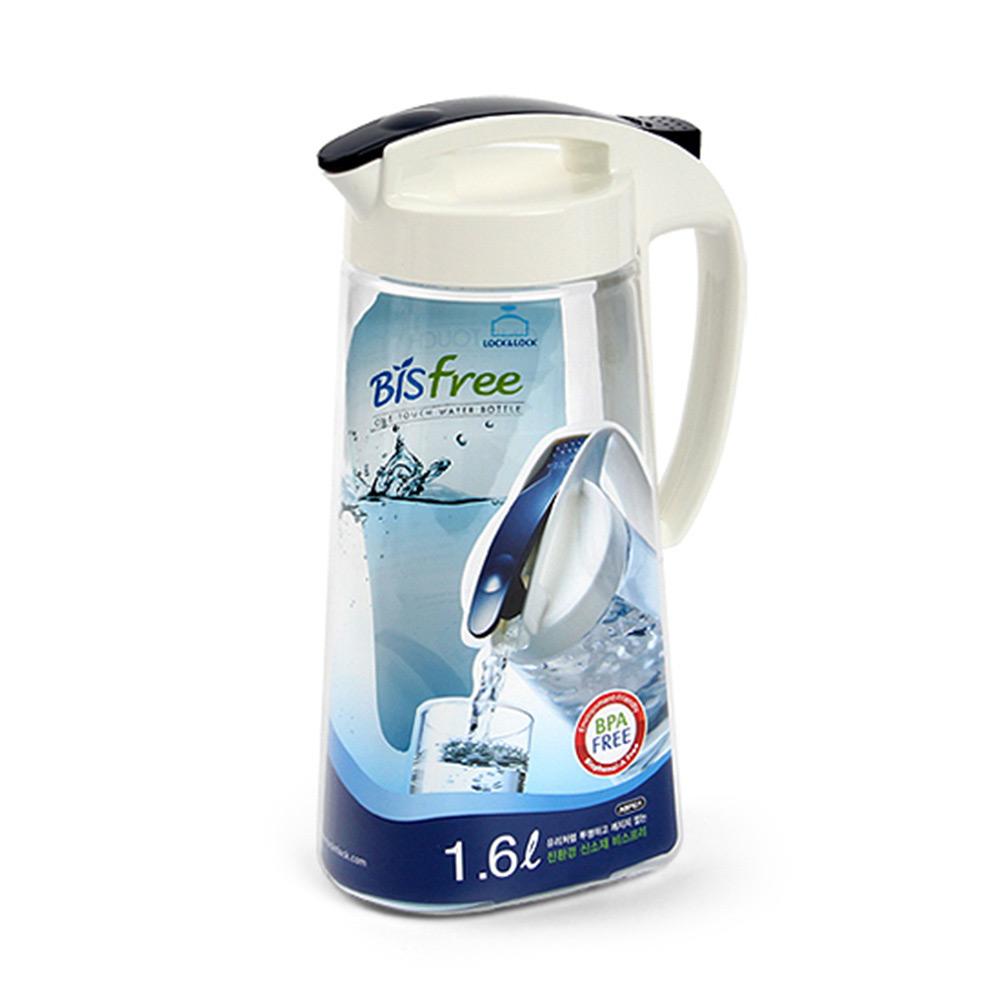 Bình nước Lock&Lock One Touch ABF631 1.6 lít