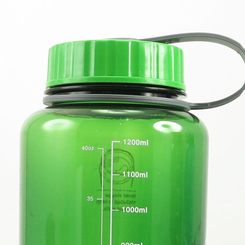 Bình nước thể theo Lock&lock Tritan Eastman ABF610G 1L xanh lá