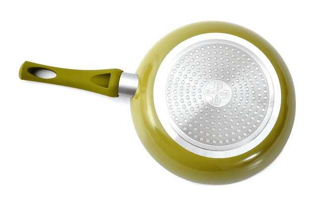 Chảo lock&lock ceramic 24cm đáy từ
