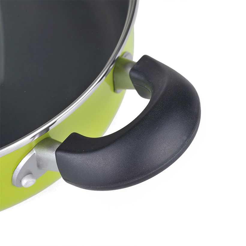 Nồi chống dính E-Cook Deco Lock&Lock LED2244G 24cm