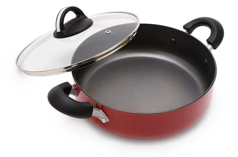 Nồi E-cook Deco Lock&Lock LED2244R 24cm