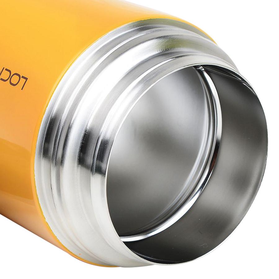 Bình giữ nhiệt Inox 304 đựng thức ăn Food Jar Lock&Lock LHC8022ORG