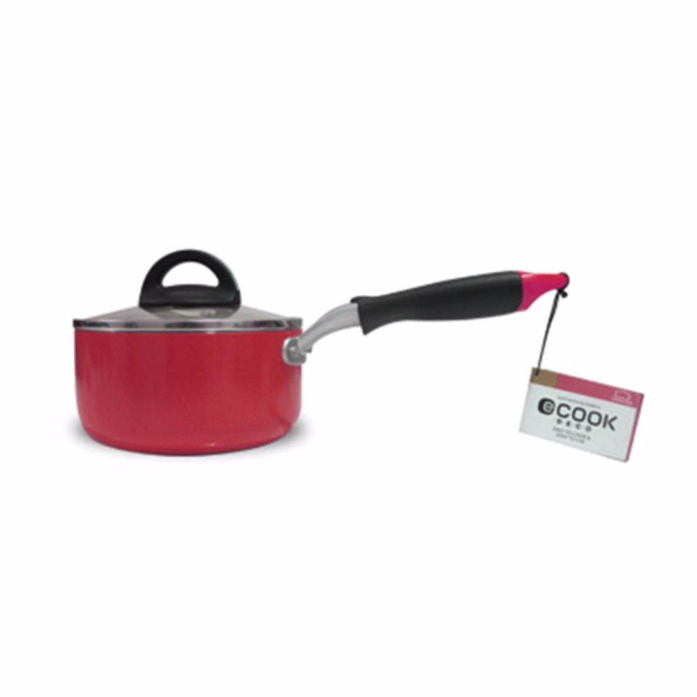 Nồi quánh E-Cook Deco Lock&Lock 16cm LED2161y-IH