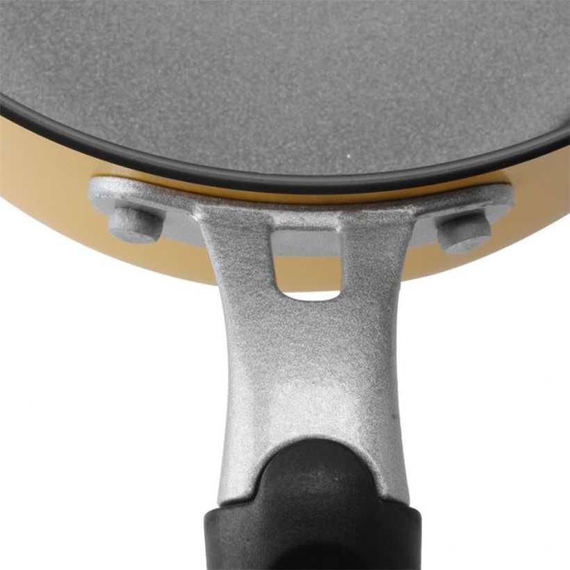 Nồi quánh E-Cook Deco Lock&Lock 16cm LED2161Y-IH (Vàng)