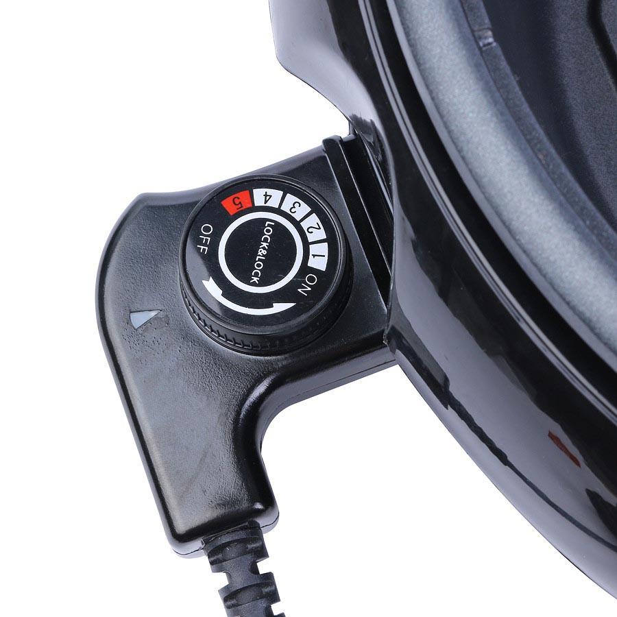 Nồi lẩu điện đa năng Lock&Lock EJP331BLK 5 lít 28cm