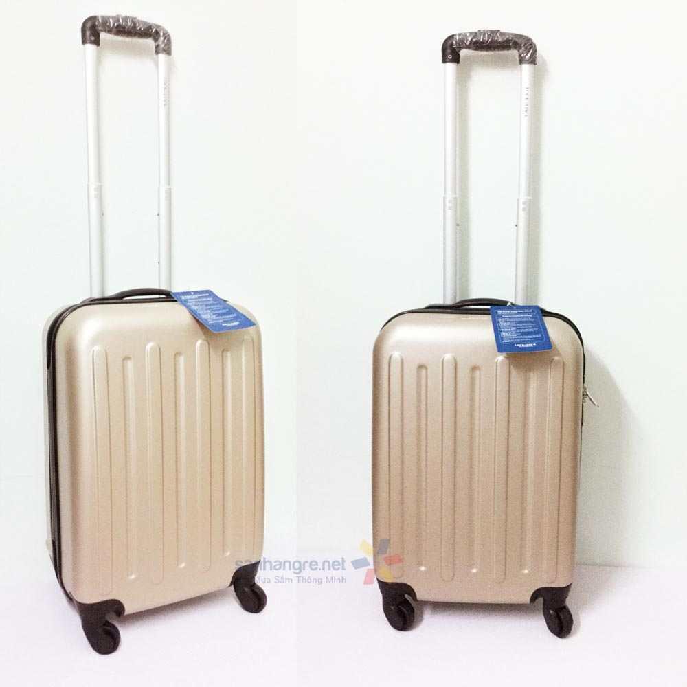 Vali du lịch xách tay có khóa số Lock&Lock Travel Zone LTZ615GDSS 20inch