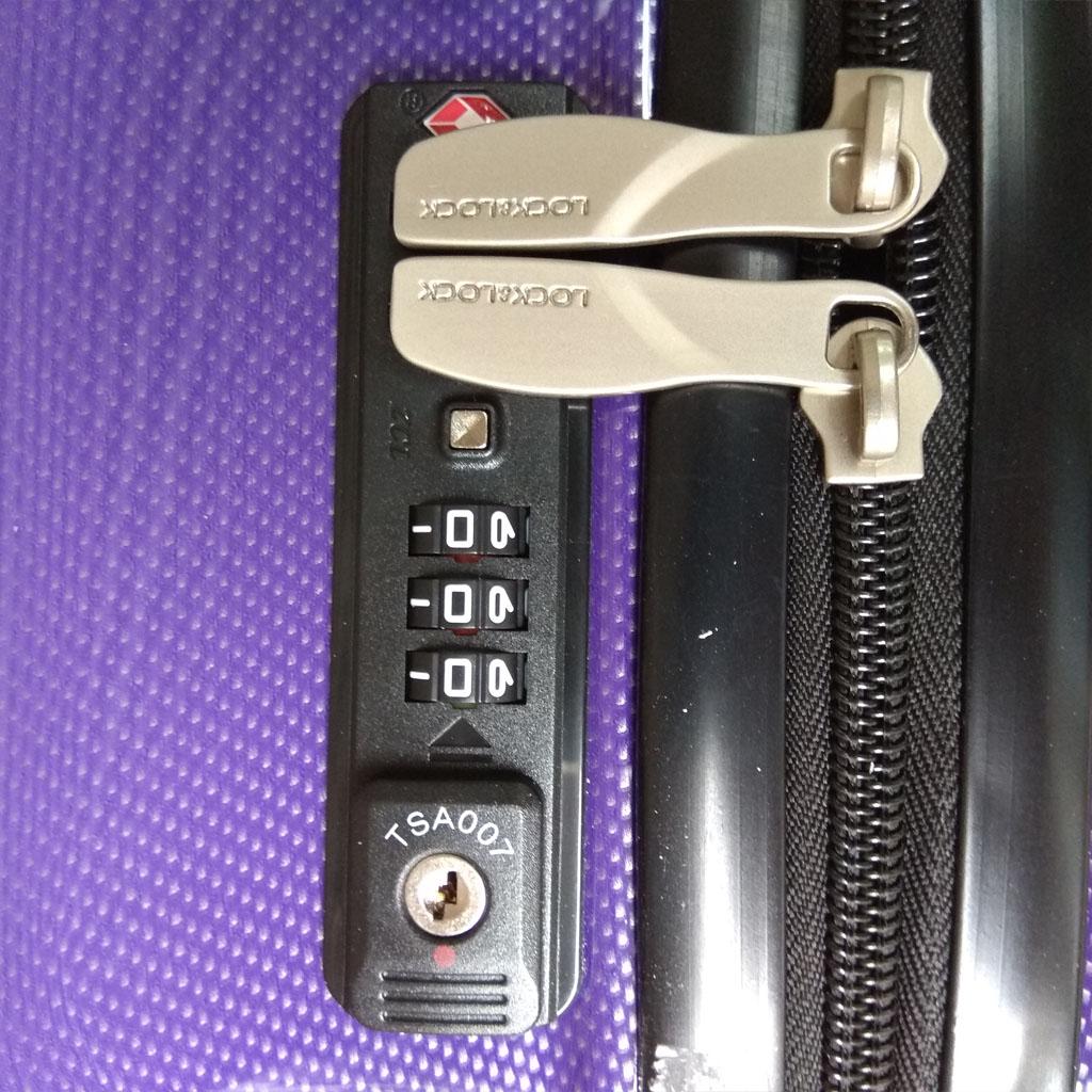 Vali du lịch Lock&Lock Travel Zone 20 inch LTZ994TSA