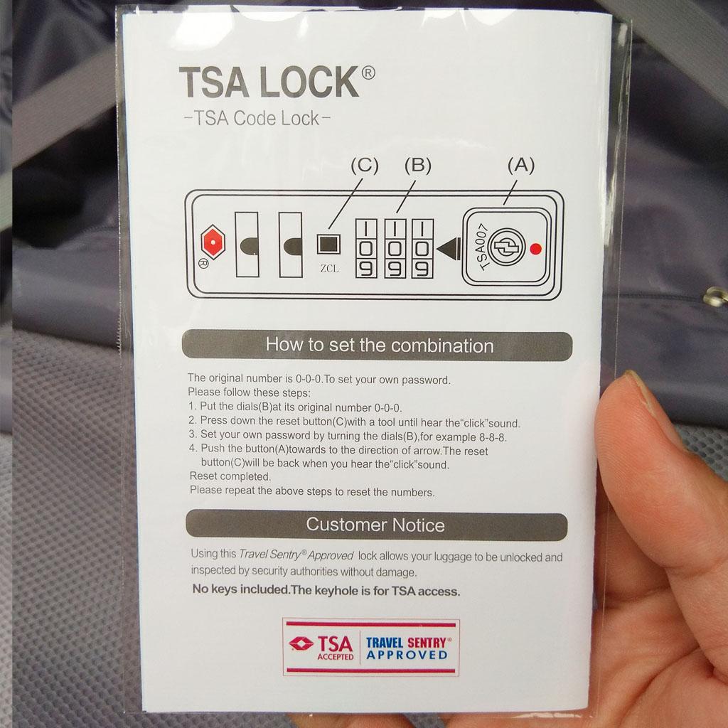 Vali du lịch Lock&Lock Travel Zone 20 inch
