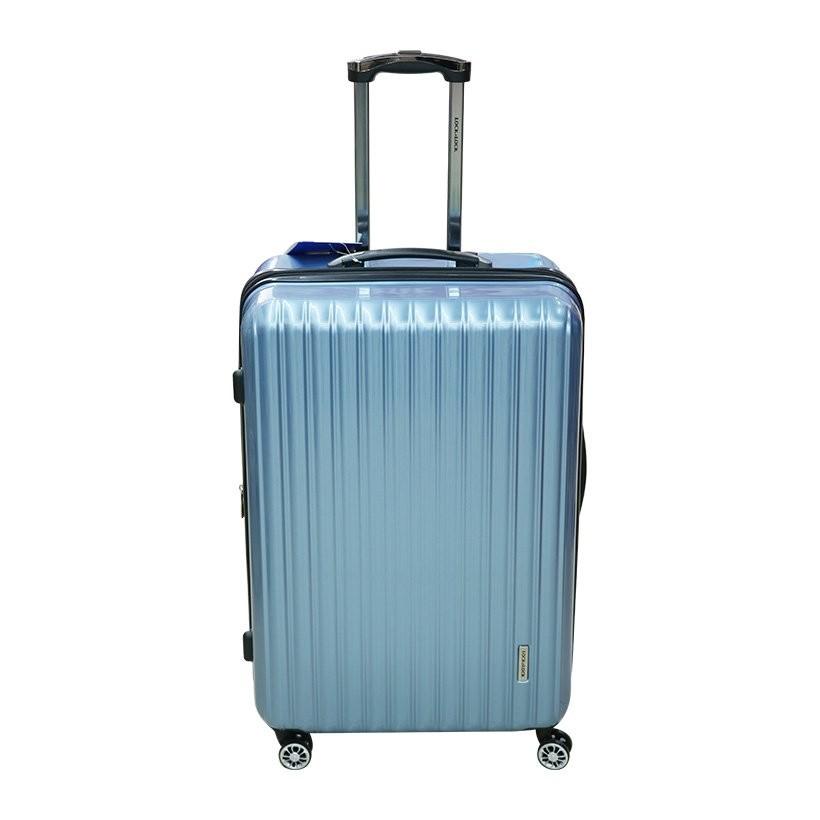 Vali du lịch Lock&Lock Travel Zone LTZ995LBTSA 24 inch khóa TSA màu xanh (Hàng chính hãng)