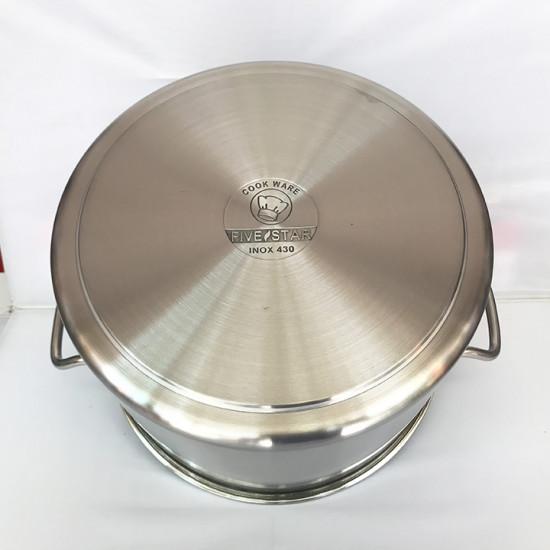 Nồi Luộc Gà Thành Cao Inox Fivestar 28cm FSN28IN