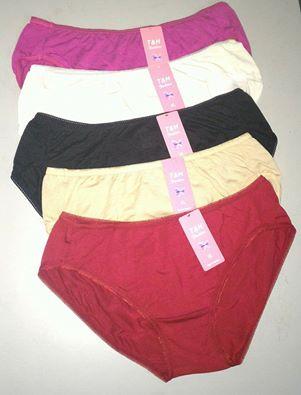Quần lot nữ cotton cạp cao dành cho mẹ bầu người có tuổi
