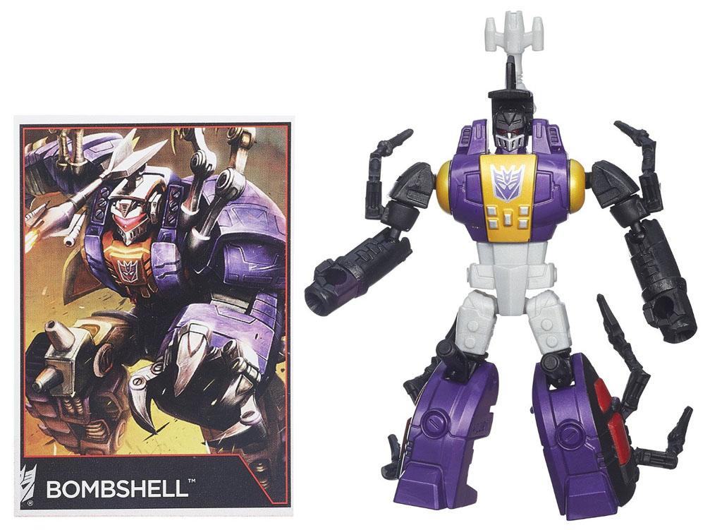 Robot Transformers biến hình bọ cánh cứng Bombshell - Combiner Wars