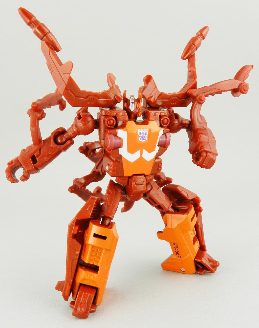 Robot Transformers biến hình bọ cánh cứng Deception Chopshop - Combiner Wars
