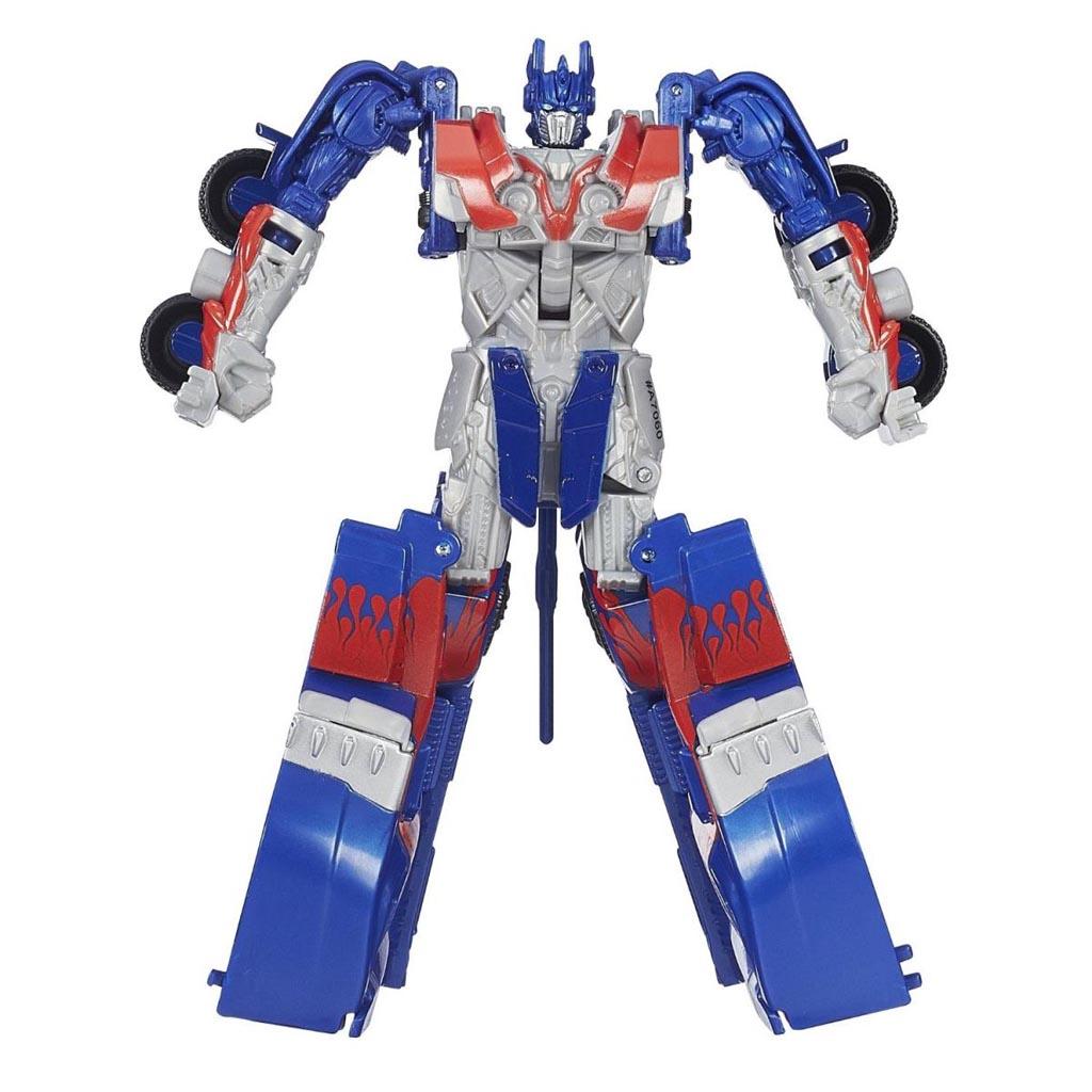 Đồ chơi Robot Transformers biến hình ô tô Optimus Prime - Authentic