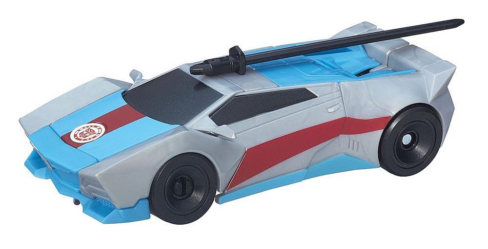 Robot Transformers biến hình xe thể thao Warrior Sideswipe - Robots in Disguise