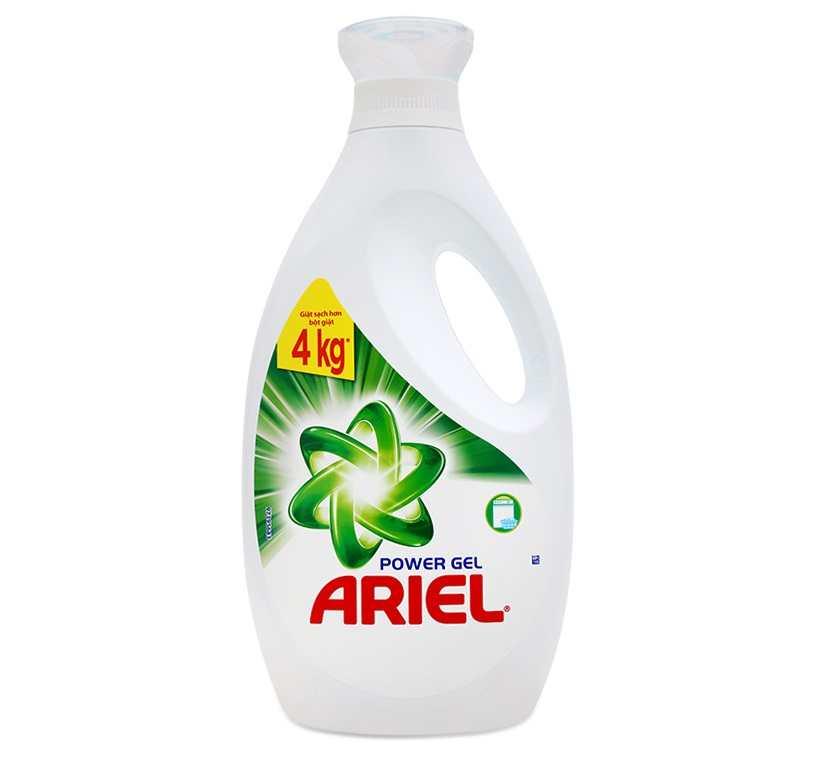 nước giặt ariel đậm đặc 2L