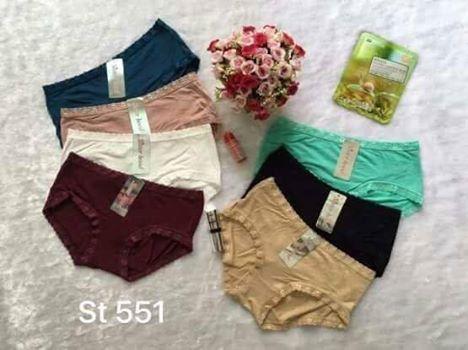 Bộ 10 quần lót nữ cotton Thái lan SH551