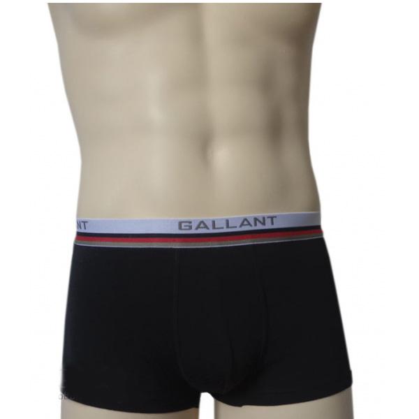 Bộ 3 quần lót nam Boxer Brief dạng đùi (Đen)