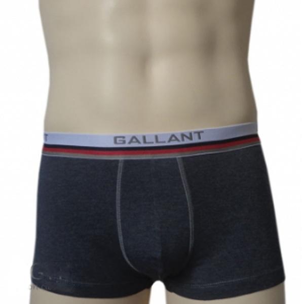 quần lót nam boxer brief - xám nhạt
