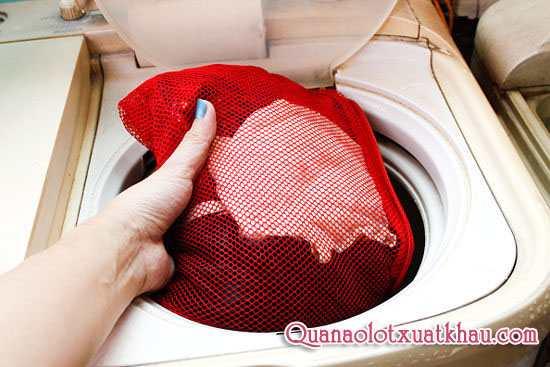 Giặt nội y sạch sẽ và đúng cách