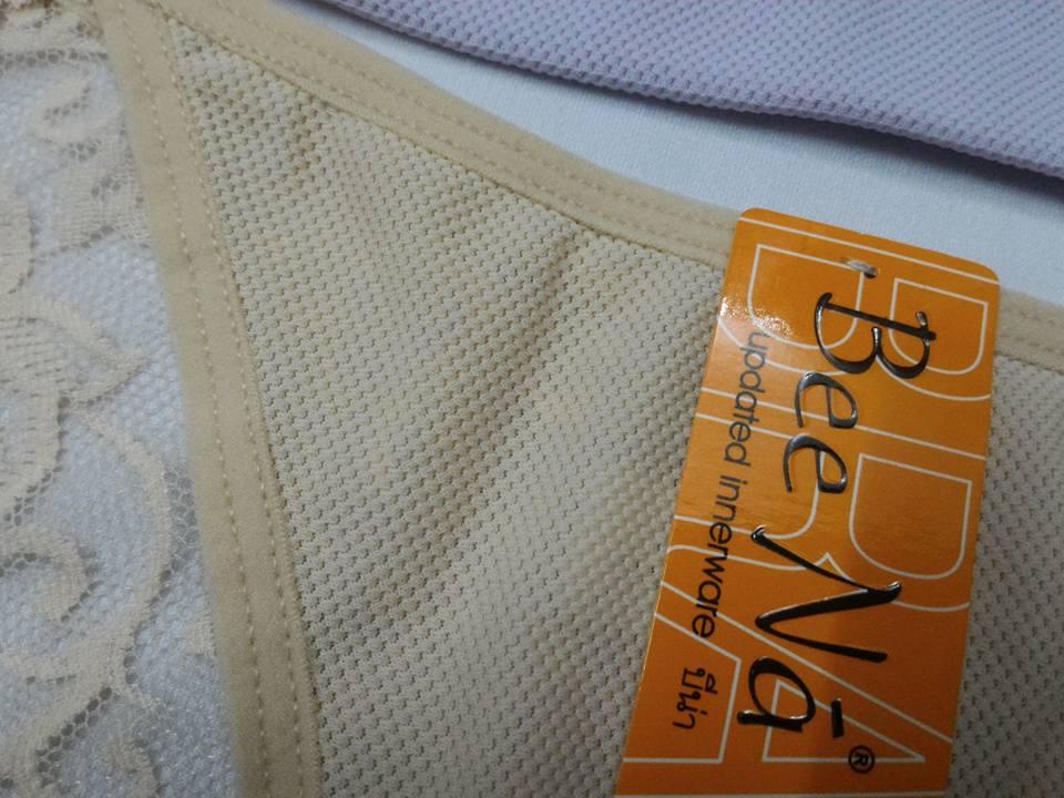 Bộ 6 quần lót nữ Thái lan Benna516 thông hơi