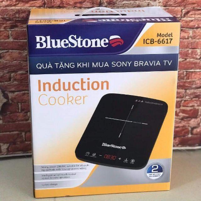 Bếp từ BlueStone ICB-6617 2000W (Đen - Tặng kèm nồi lẩu)