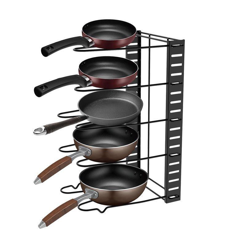 Giá thép đa năng gác đồ nhà bếp KM-4106