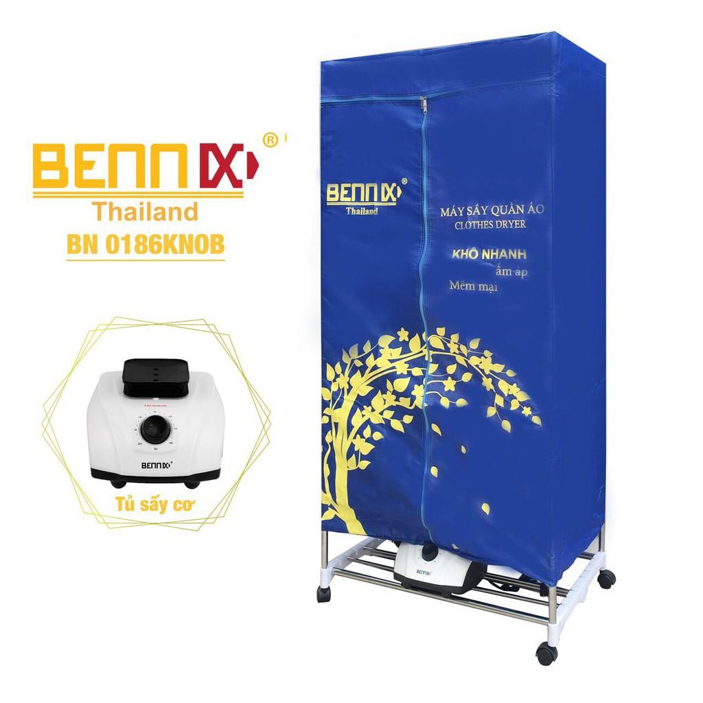 Máy sấy quần áo Bennix BN-0186 - Thái Lan Hàng Chính Hãng