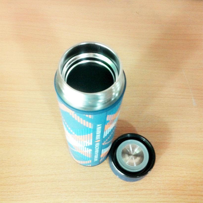 Bình giữ nhiệt Inox 304 Elmich Thermos 450ml EL-0738 hàng chính hãng