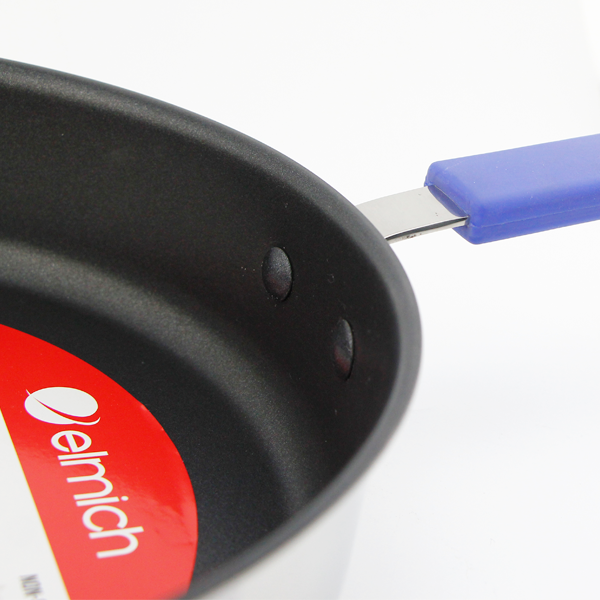Chảo chống dính inox 304 Elmich 26cm EL3243 dùng bếp từ, hàng chính hãng, bảo hành 12 tháng