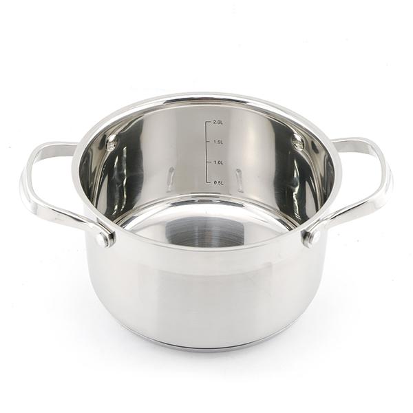 Bộ 3 nồi 18,20 và 24cm Inox 304 Elmich Smartcook SM3330 dùng bếp từ, bảo hành 24 tháng