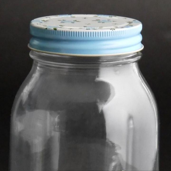 Lọ Thuỷ Tinh Nắp Vặn Nhật Bản Horikoshi Cook Bottle 900ml L-900N