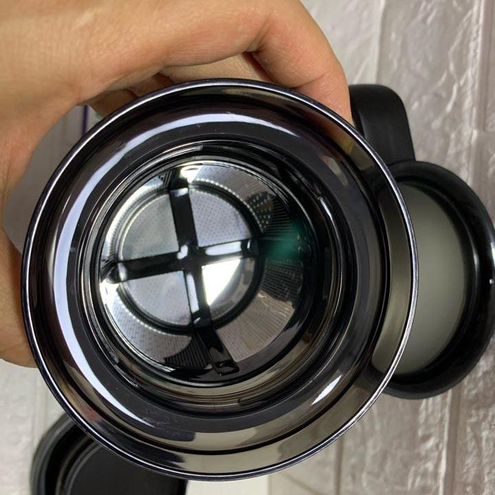 Ly Giữ Nhiệt Pha Cà Phê Lock&Lock Coffee Filter Mug 580ml LHC4197SLV