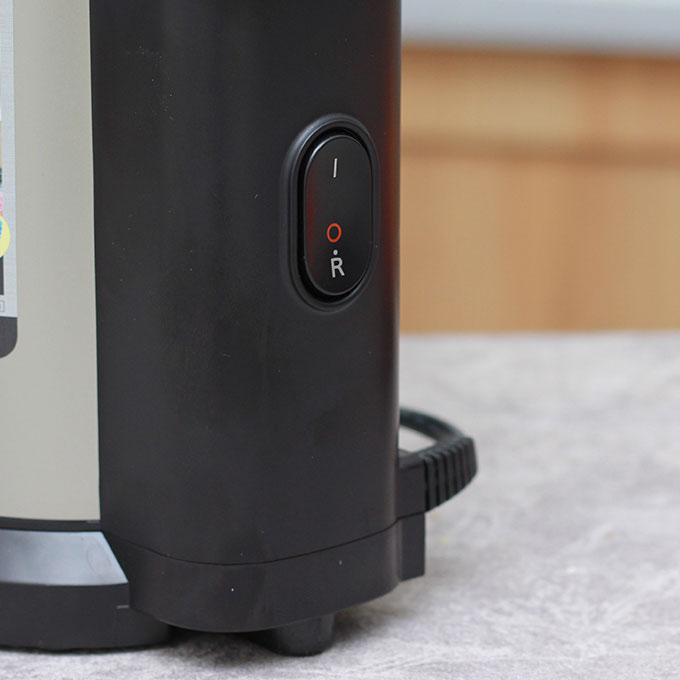 Máy ép chậm cao cấp Panasonic MJ-L500SRA hàng chính hãng công nghệ Nhật Bản, bảo hành 12 tháng