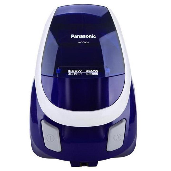 Máy hút bụi Panasonic PAHB-MC-CL431AN46 sản xuất Malaysia - Hàng chính hãng, bảo hành 12 tháng