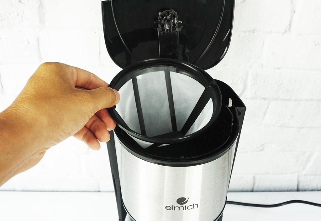 Máy pha cafe Elmich 1.5L 850W KM Samsung EL3511