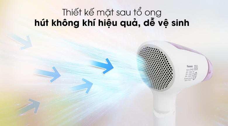 Máy sấy tóc gấp gọn Panasonic EH-ND21P645 công suất 1200W sản xuất Thái Lan - Hàng chính hãng bảo hành 12 tháng