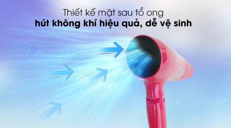 Máy sấy tóc 2000W Panasonic EH-ND64-P645 sản xuất Thái Lan - Hàng chính hãng bảo hành 12 tháng
