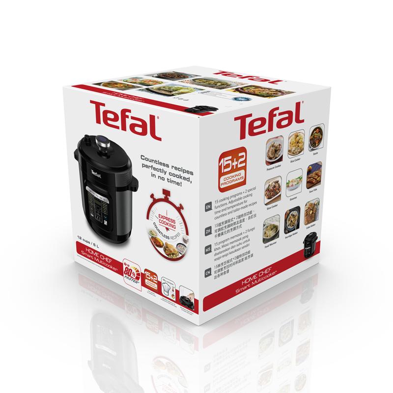 Nồi áp suất điện tử Tefal CY601868