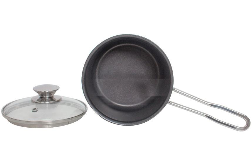 Nồi quánh bột chống dính Inox 3 đáy Fivestar 12cm dùng bếp từ