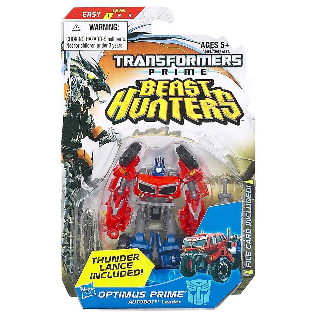 Đồ Chơi Transformer Prime biến hình Beast Hunters Commander - Unicron Megatron (Box)
