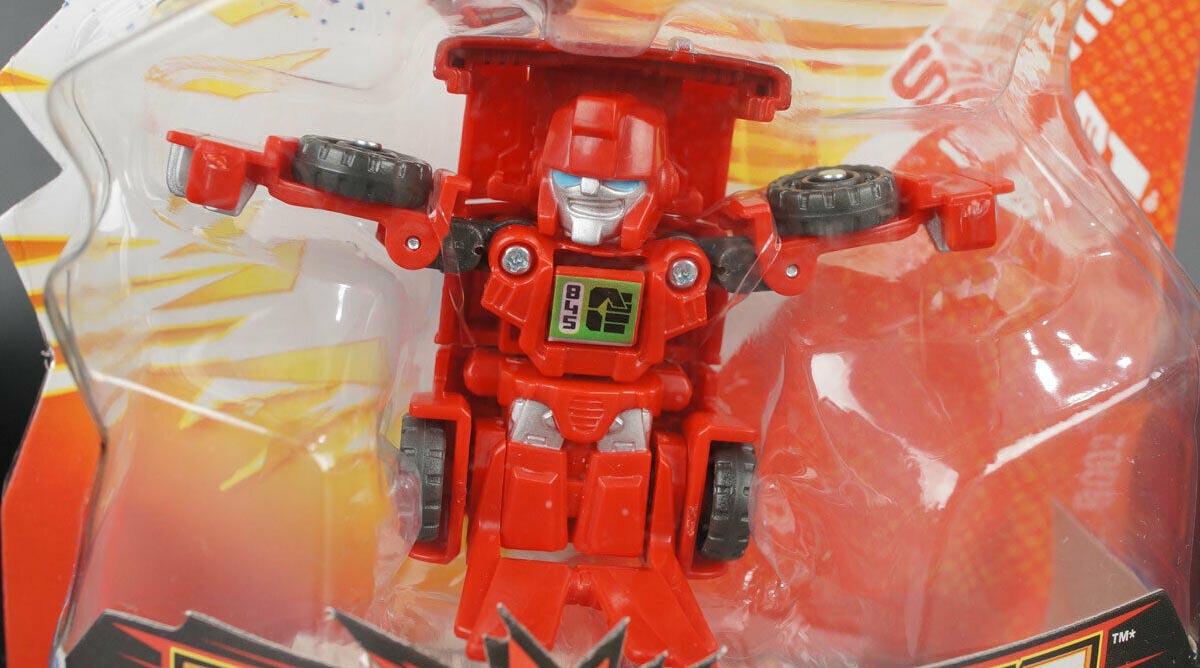 Đồ chơi Robot Transformer mini Bot Shots - Ironhide (Box)